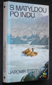 náhled knihy - S Matyldou po Indu