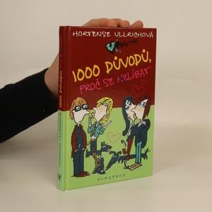 náhled knihy - 1000 důvodů, proč se nelíbat