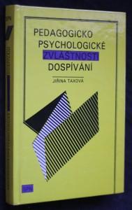 náhled knihy - Pedagogicko-psychologické zvláštnosti dospívání