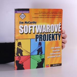 náhled knihy - Softwarové projekty. Jak dodat kvalitní softwarový produkt včas