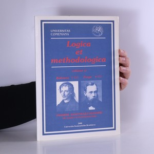 náhled knihy - Logica et methodologica. Volume 6