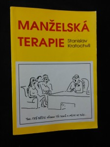 náhled knihy - Manželská terapie (Obr, 272 s.)