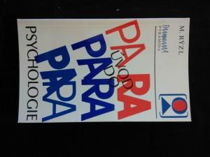 náhled knihy - Úvod do parapsychologie (Obr, 216 s.)