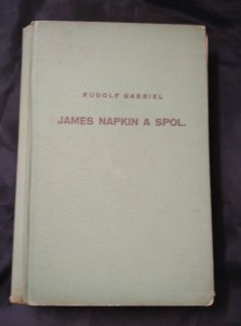 James Napkin a spol (Ocpl, 308 s.)