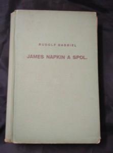 náhled knihy - James Napkin a spol (Ocpl, 308 s.)