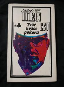 Tvář hráče pokeru