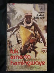 náhled knihy - Luk Ernesta Hemigwaye (Obr)