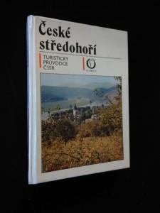 náhled knihy - České středohoří (lam., 308 s., mapka)