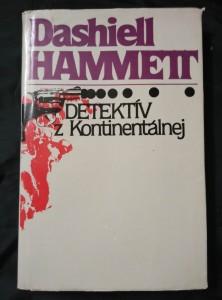 náhled knihy - Detektív z Kontinentálnej
