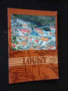 náhled knihy - Louny (Foto M. Kukla)