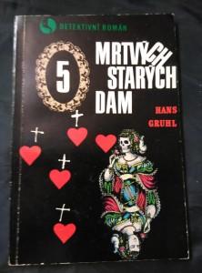 náhled knihy - 5 mrtvých starých dam