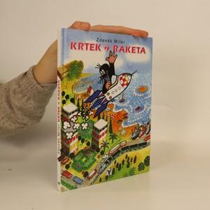 náhled knihy - Krtek a raketa. (včetně vystřihovánek)