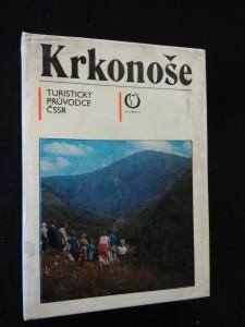náhled knihy - Krkonoše (lam., 394 s., bar  mapa)