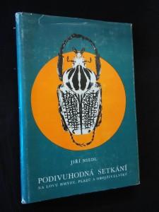 náhled knihy - Podivuhodná setkání na lovu hmyzu, plazů a obojživelníků (A4, Ocpl, 120 s., 16 s bar příl.)