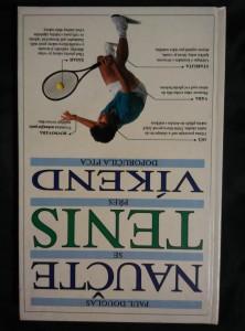 náhled knihy - Naučte se tenis přes víkend (A4, lam, 96 s., bar foto, il.)
