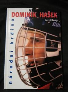 náhled knihy - Dominik Hašek - národní hrdina (64 s., 60 foto)