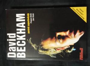 náhled knihy - David Beckham - portrét superhvězdy (Obr, 9 bar. Foto)