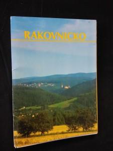 náhled knihy - Rakovnicko - 12 s textu čj, r, n, a, f, 20 bar foto B. Dusíka