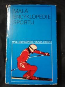 Malá encyklopedie sportu (364 s.)