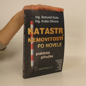 náhled knihy - Katastr nemovitostí po novele - praktická příručka - podle stavu k 1.9. 1996