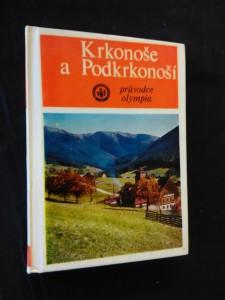 náhled knihy - Krkonoše a Podkrkonoší -  (lam, 310 s.)