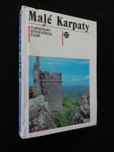náhled knihy - Malé Karpaty (304 s., 16 s. příl, mapa)