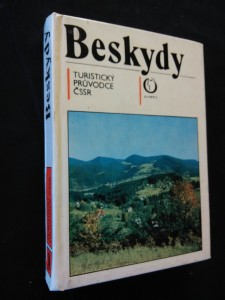 náhled knihy - Beskydy (A5, lam, 342 s.)