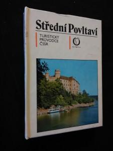 Střední Povltaví, turistický průvodce (lam, 312 s.)