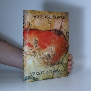 náhled knihy - Vzestup člověka