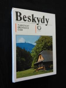 náhled knihy - Beskydy - Turistický průvodce ČSSR 8 (lam, 368 s., bar mapa)
