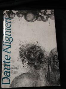 náhled knihy - Božská komedie (A4, 590 s., ob a il. J. Anderle)