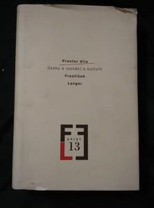 náhled knihy - Prostor díla - Úvahy a vyznání o kultuře