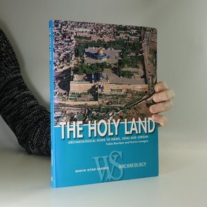 náhled knihy - The holy land. Archaeological guide to Israel, Sinai and Jordan