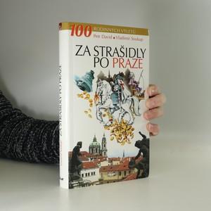 náhled knihy - Za strašidly po Praze