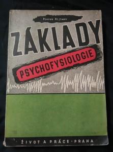 náhled knihy - Základy psychofyziologie