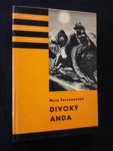 náhled knihy - Divoký Anda (lam, 320 s, il. J. Vraštil)