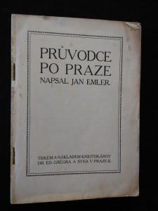 náhled knihy - Průvodce po Praze (152 s., čb foto)