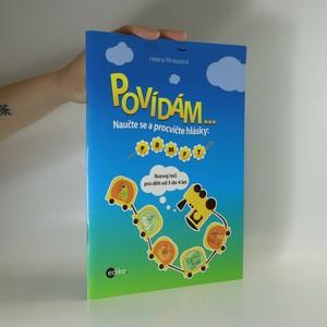 náhled knihy - Povídám o... rozvoj řeči pro děti od 3 do 4 let