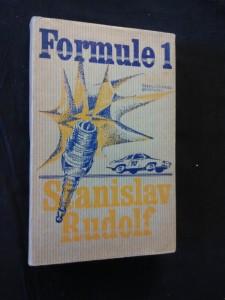 Formule 1 (Ocpl, 388 s., ob a il. T. Rotrekl)