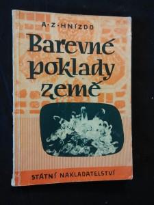 náhled knihy - Barevné poklady země (Obr, 120 s., foto)