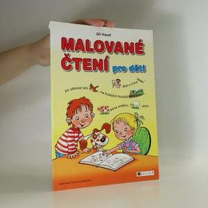 náhled knihy - Malované čtení pro děti
