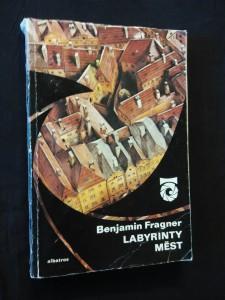 náhled knihy - Labyrinty měst (Obr, 178 s, Malá galerie měst, bar příl.)