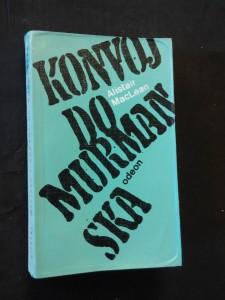 náhled knihy - Konvoj do Murmanska (Obr, 324 s.)