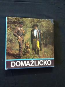náhled knihy - Domažlicko(A4, Ocpl, 138 s., foto F. Maleček/ M. Heller ad.)