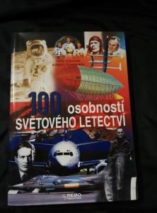 náhled knihy - 100 osobností světového letectví (A4, lam, 199 s.)