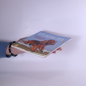 antikvární kniha Výchova psa, 2016