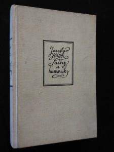 náhled knihy - Satiry a humoresky (Ocpl, 270 s.)