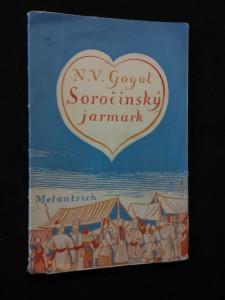 náhled knihy - Soročřinský jarmark (Obr, 36 s., ob a il. P, Šimon)