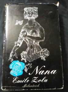 náhled knihy - Nana (Ocpl, 408 s., il. K. Teissig)