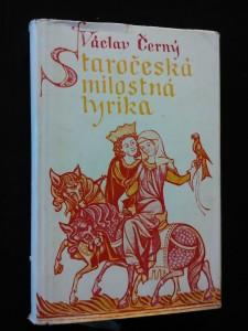 náhled knihy - Staročeská milostná lyrika (Oppl, ob. E. Frinta, 30 il.)